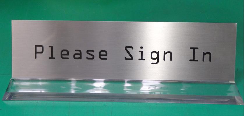 DESK SIGN Image